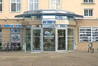 Eingang Rechtsanwaltskanzlei Roland Erbe Am Turm 14 in 03046 Cottbus